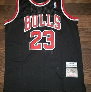 Mitchell and Ness Michael Jordan Throwback Jersey